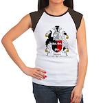 Steere Family Crest  Women's Cap Sleeve T-Shirt