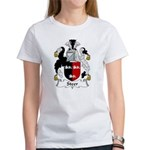 Steer Family Crest Women's T-Shirt
