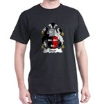 Steer Family Crest Dark T-Shirt