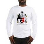 Steer Family Crest Long Sleeve T-Shirt