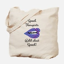 Wild_About_Speech Tote Bag