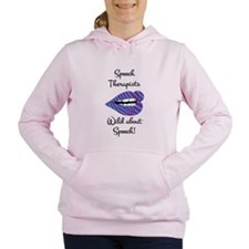 Wild_About_Speech Women's Hooded Sweatshirt