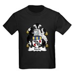 Steele Family Crest Kids Dark T-Shirt
