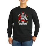 Stedman Family Crest Long Sleeve Dark T-Shirt