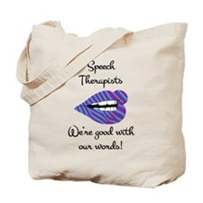Good_With_Words Tote Bag