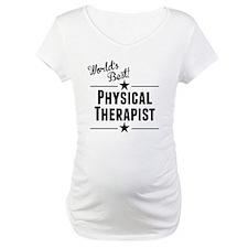 Worlds Best Physical Therapist Shirt