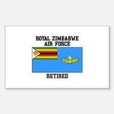 Royal Zimbabwe Decal