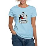 Staunton Family Crest Women's Light T-Shirt