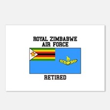 Royal Zimbabwe Postcards (Package of 8)