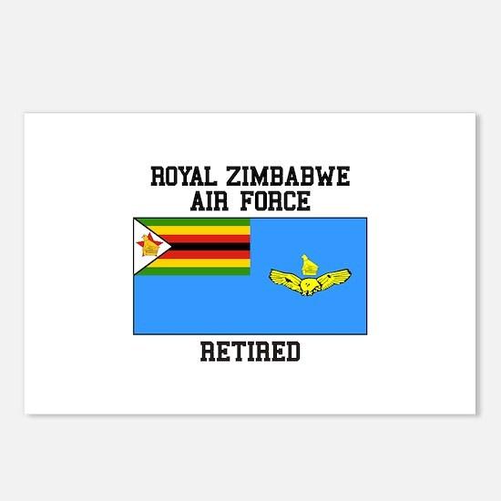 Royal Zimbabwe Postcards (Package of 8)