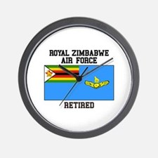 Royal Zimbabwe Wall Clock