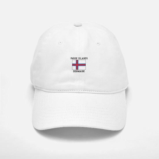 Faroe Islands Denmark Baseball Baseball Baseball Cap