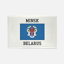 Minsk, Belarus Magnets