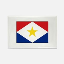 Saba Flag Magnets