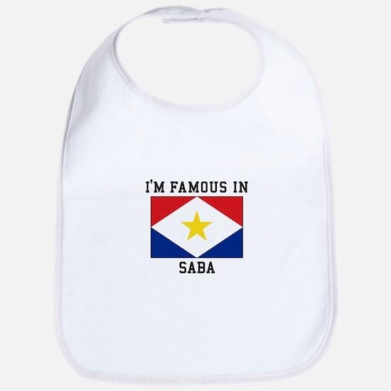 Famous In Saba Bib