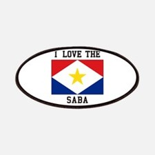 Love The Saba Patch