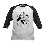Stapleton Family Crest Kids Baseball Jersey