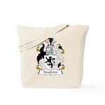 Stapleton Family Crest Tote Bag