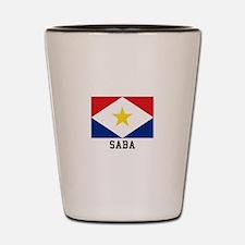 SABA Shot Glass