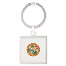Florida State Seal Keychains