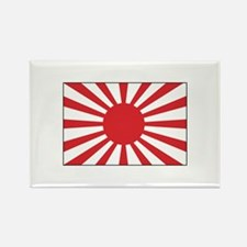 Imperial Japanese Warflag Magnets