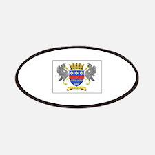 Saint Barthelemy Flag Patch