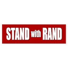 Rand Paul 2016 Bumper Car Sticker