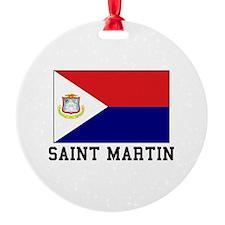Saint Martin Ornament