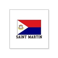 Saint Martin Sticker