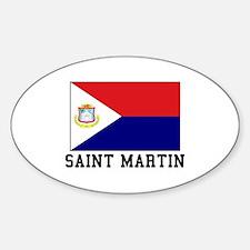 Saint Martin Decal