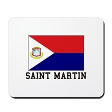 Saint Martin Mousepad