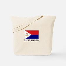 Saint Martin Tote Bag