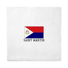 Saint Martin Queen Duvet
