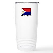 Saint Martin Travel Mug