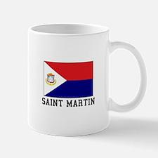 Saint Martin Mugs