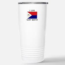 Love Saint Martin Travel Mug