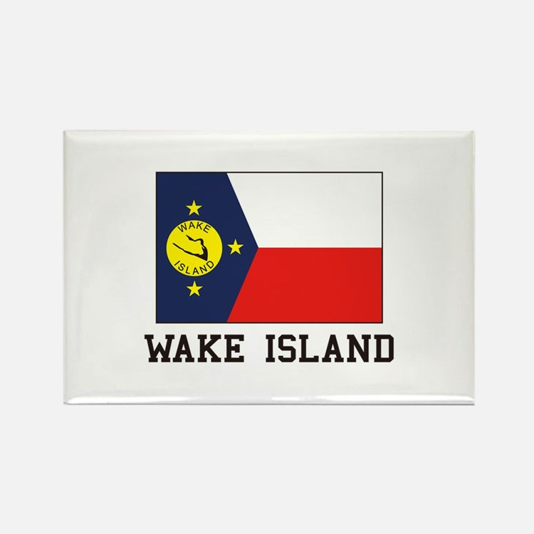 Wake Island Magnets