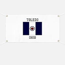 Toledo, Ohio USA Banner