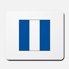 """Allied Flag Number """"9"""" Mousepad"""