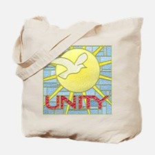 Unity Stained Glass Tote Bag