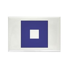 "ICS Flag Letter ""P"" Magnets"