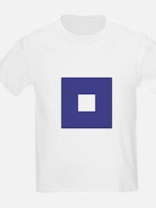 "ICS Flag Letter ""P"" T-Shirt"