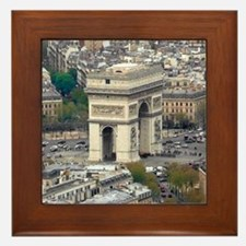 PARIS GIFT STORE Framed Tile