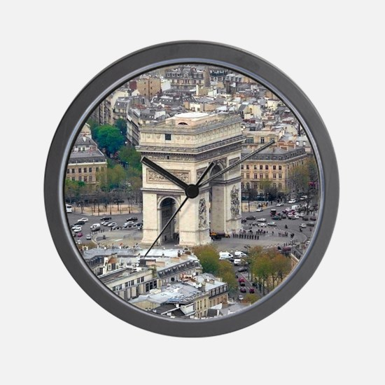 PARIS GIFT STORE Wall Clock