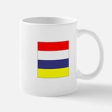 ICS Flag Division Mugs