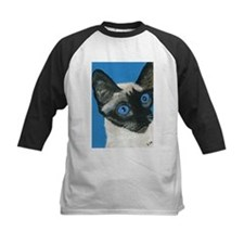 Funny Siamese cats Tee