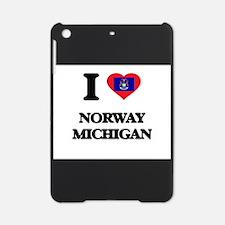 I love Norway Michigan iPad Mini Case