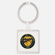 Oregon State Seal Keychains