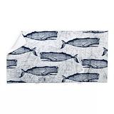Whale Beach Towels