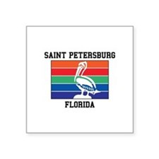 Saint Petersburg Sticker